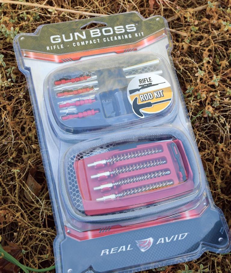 REAL AVID GUN BOSS RIFLE CLEANING KIT