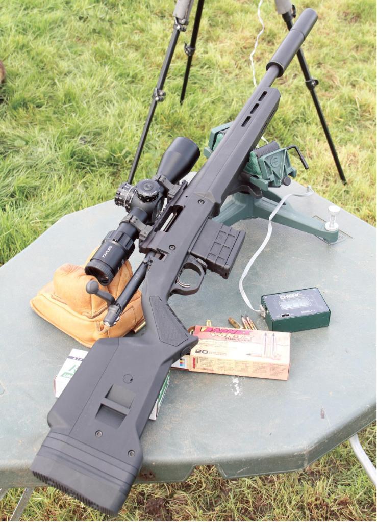 Remington Magpul Hunter
