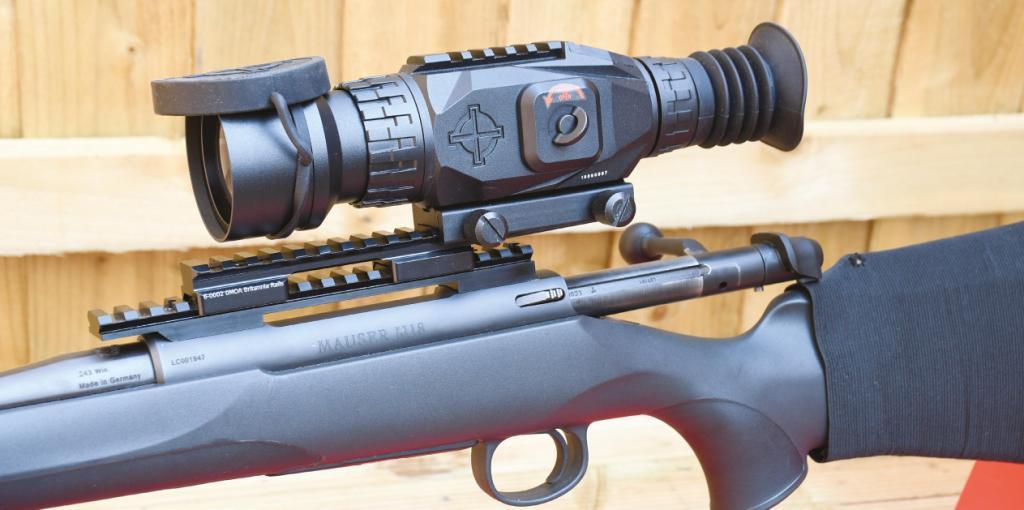 Sightmark wraith 4-32X50