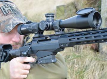 Steiner MX5i 5-25x56 Riflescope