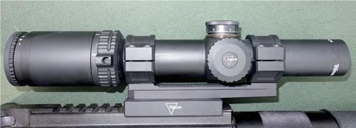 Trijicon AccuPower 1-4x24