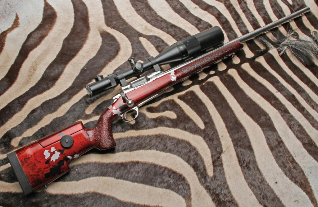 Valkyrie Rifles www.valkyrierifles.net
