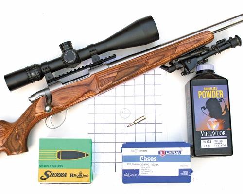 Wildcatting: Legend | Game Shooting | Gun Mart
