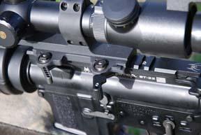 LaRue Tactical LT-104 QD Scope Mount - image {image:count}