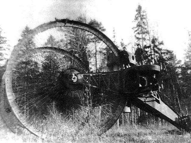 #2- Russian Tsar Tank