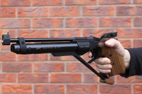 Baikal Airguns | Spring Air Rifle Reviews | Gun Mart