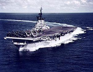 Essex-class carrier: