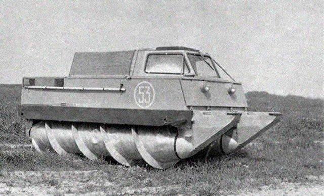 #3- Corkscrew Tank