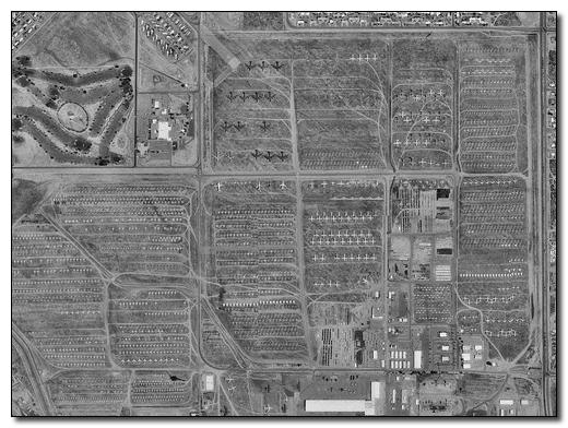 4. Aircraft Boneyard