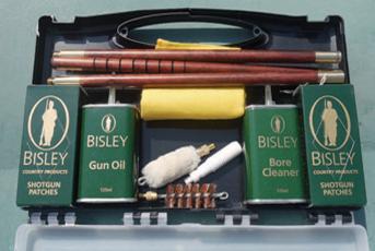 Bisley Gun Cleaning Kit | Shooting Equipment Reviews | Gun Mart