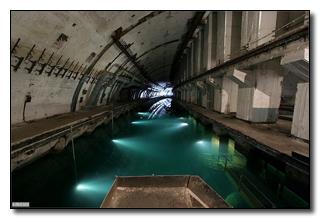 5. Abandoned Russian Submarine Base