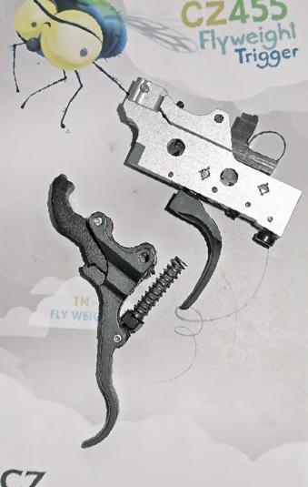 CZ 455 Flyweight Trigger | Firearms Parts | Gun Mart