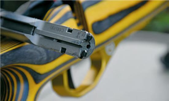 CZ 455 Thumbhole | Rimfire Rifle Reviews | Gun Mart