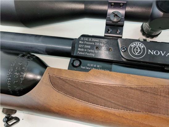 FAC Hatsan Nova | FAC Airgun Reviews | Gun Mart