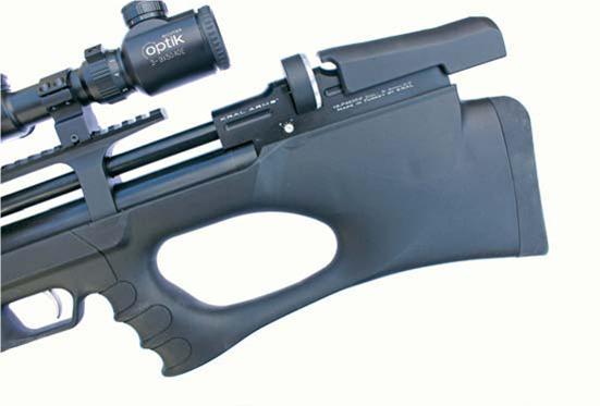 Kral Breaker | PCP Rifle Reviews | Gun Mart