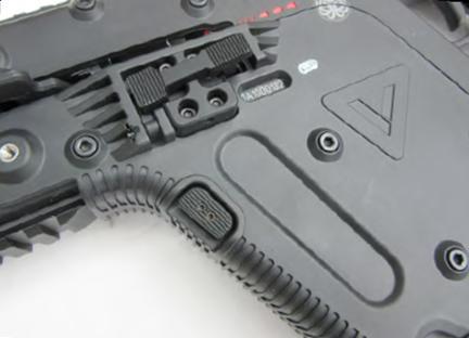Kriss Vector | Airsoft Rifle Reviews | Gun Mart