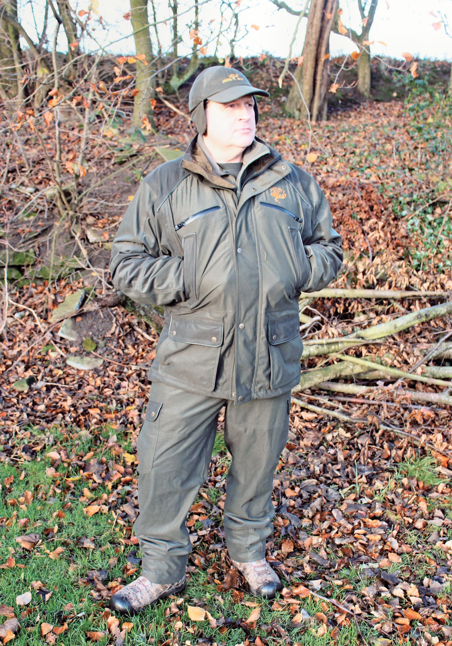Jahti Jakt Kero Premium Hunting Suit
