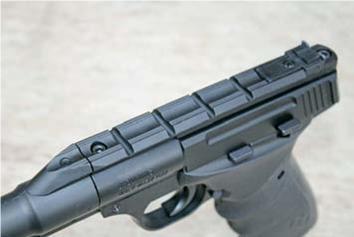 Umarex Buckmark URX   Spring Pistol Reviews   Gun Mart