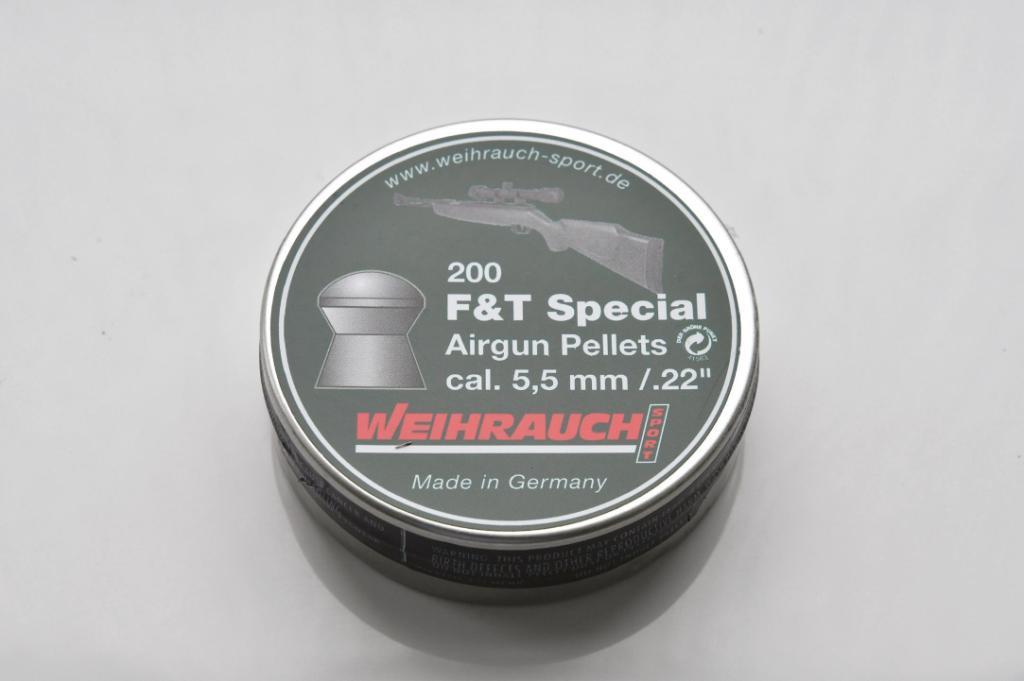 Weihrauch F&T special