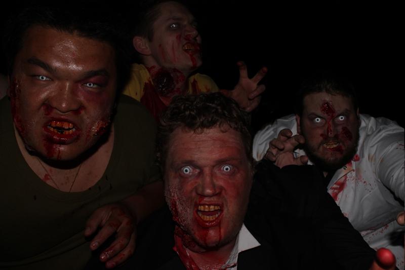 Zombie Apocolypse Games
