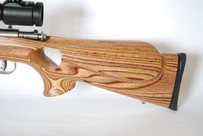 Savage Mk II-BTVS | Bolt Action Rifle Reviews | Gun Mart
