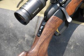 Steyr Mannlicher Luxus | Bolt Action Rifle Reviews | Gun Mart
