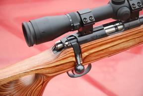 CZ 455 Thumbhole Varmint Carbine | Rimfire Rifle Reviews | Gun Mart