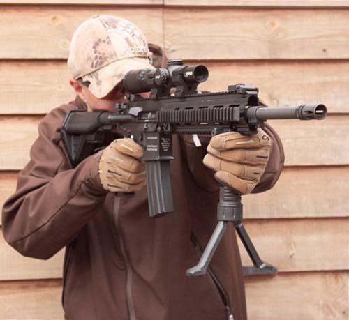 Umarex H K M27 Rif Airsoft Rifle Reviews Gun Mart