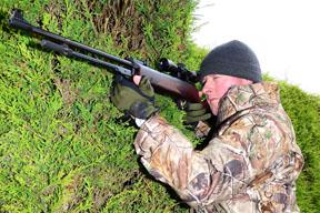 SMK DB5 Custom Air Rifle | Spring Air Rifle Reviews | Gun Mart