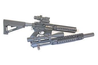 300 Blackout silenced rifles | Rifle Reviews | Gun Mart