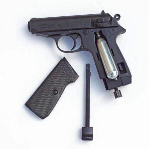 umarex walther ppk pistol co2 pistol reviews gun mart rh gunmart net Walther BB Guns Walther PPK James Bond Edition