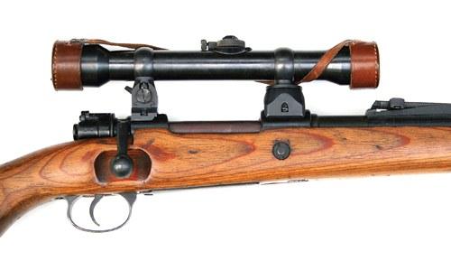 Turret Mount Mauser High Sniper Scope Mount with Split Rings K98 German