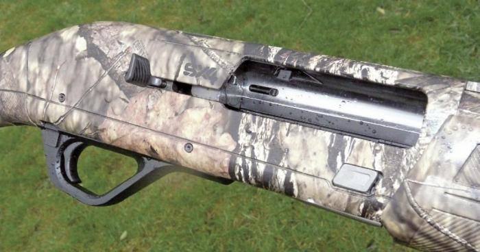 Winchester Sx4 Mossy Oak Semi Pump Shotgun Reviews Gun