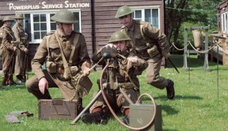 Re-Enactment Events Aplenty