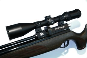 Air Arms S410F Carbine Super-Lite - image {image:count}